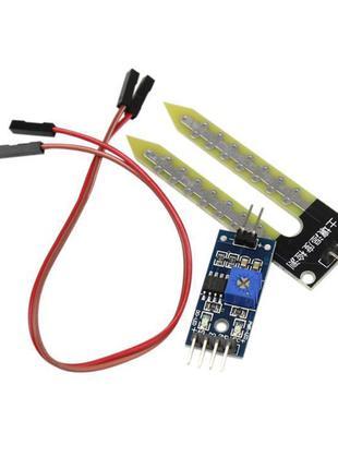 Датчик YL-69 влажности почвы для Arduino