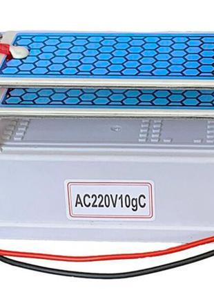 Генератор озона ионизатор воздуха Ozonio 220В