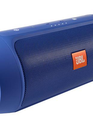 Портативная колонка Bluetooth JBL Charger 2+ Синий