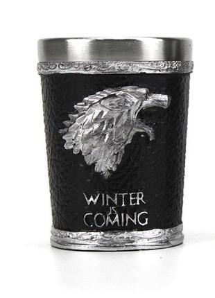 Рюмка стопка Game of Thrones Игра престолов