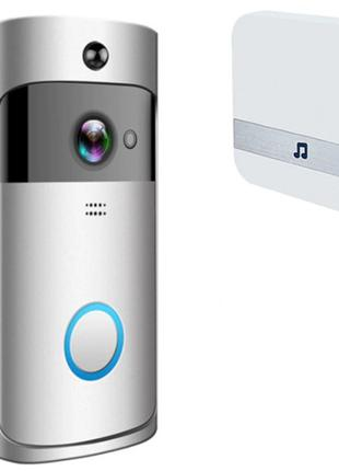 Видеозвонок V5 Смарт Wi-Fi С записью на micro SD