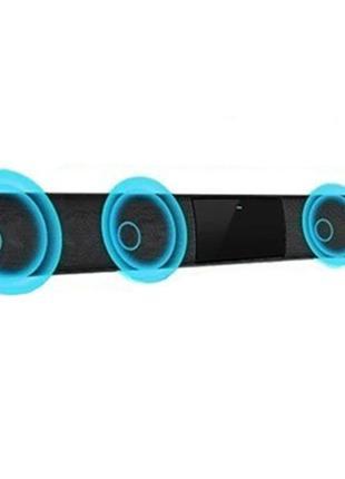 Портативные беспроводные Bluetooth колонки с встроенным FM-рад...