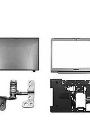 Крышка матрицы, рамка, корыто, петли Samsung HP Acer Asus Dell...