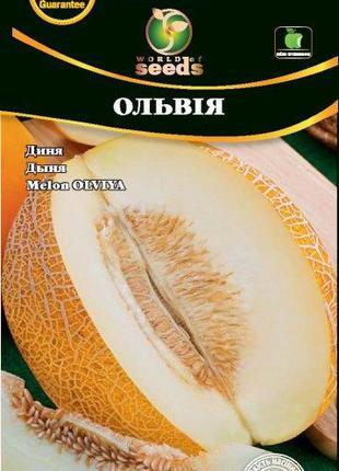 """Дыня """"Ольвия"""" 2 г. WoS"""