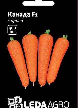 "Морковь ""Канада /Canada"" F1 400 сем. L (Бейо / Bejo Zaden)"