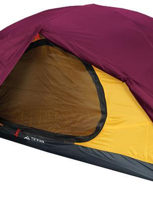 Палатка Terra Incognita Cresta 2 (вишневий)