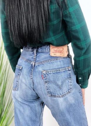 Винтажные джинсы levis 501винтаж