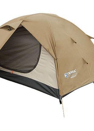 Палатка Terra Incognita Omega 2 (пісочний)
