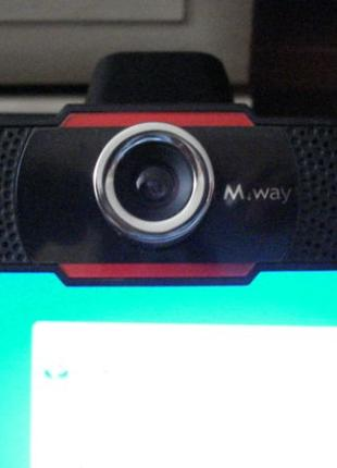HD USB Веб-камера, M.Way HD 720P