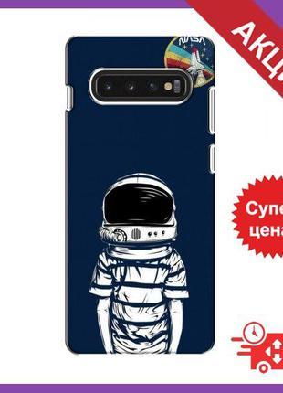 Бампер с принтом для Samsung S10 / Бампер на Самсунг Гелекси С...