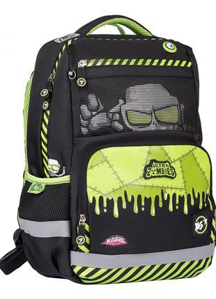 Рюкзак YES S-50 Zombie, чорний (557999)