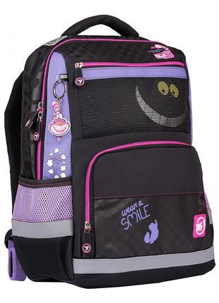 Рюкзак YES S-50 Alice, чорний (558035)