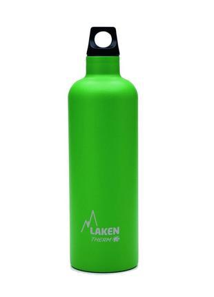 Термобутылка LAKEN Futura Thermo 0,75L Green (TE7V)