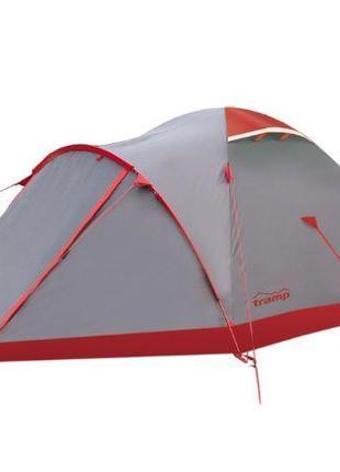 Палатка Tramp Mountain 4 v2 (TRT-024)