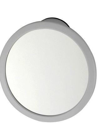 Зеркало с поворотным механизмом на вакуумной присоске 16х16 см...