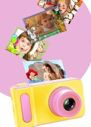Детская цифровая фотокамера Smart Kids Camera Full HD