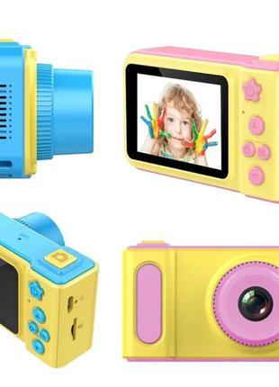 Детский фотоаппарат V7