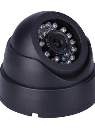 Камера видеонаблюдения комнатная купольная IP 349 1,3 MP