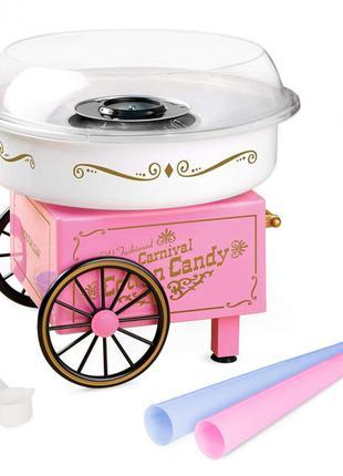 Аппарат для приготовления сладкой ваты большой