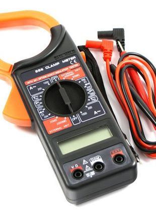 Мультиметр Тестер 266 Токоизмерительные Клещи