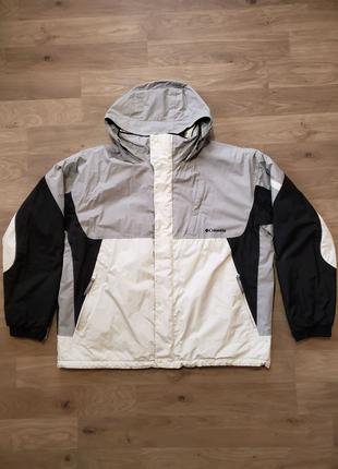 Columbia XL куртка зимова (3 в 1, флисовая кофта, зимняя)