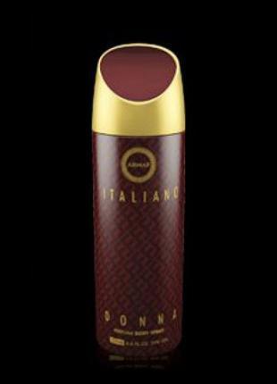 Vanity Femme Italiano Donna for women Body Spray 200 ml