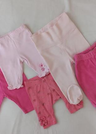 Набір штанців і шортиків