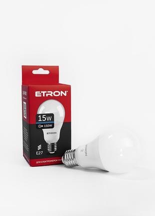 LED лампа ETRON Light 1-ELP-092 A65 15W 6500K E27