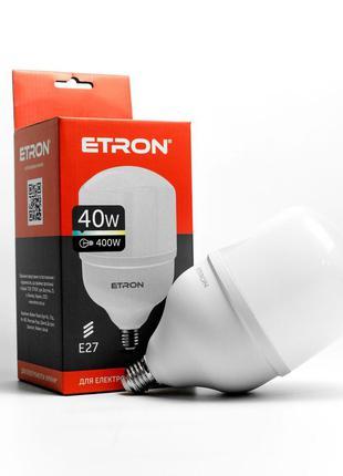 LED лампа ETRON High Power 1-EHP-304 T120 40W 6500K 220V E27