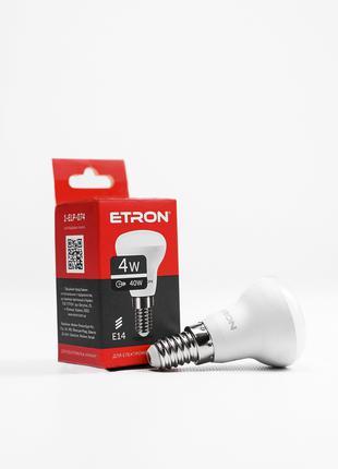 LED лампа ETRON Light 1-ELP-074 R39 4W 4200K 220V E14