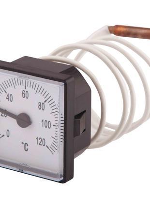 Термометр капілярнийSD Plus 48х48 мм
