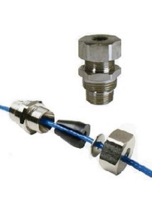 """Муфта DEVIpipeheat 1""""х1"""" 1/2 для кабелю (19805366)"""