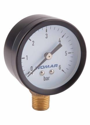 Манометр Womar 6512 60 мм