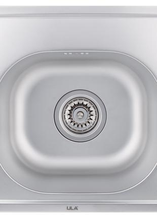Кухонна мийка ULA 7706 U Micro Decor (ULA7706DEC08)