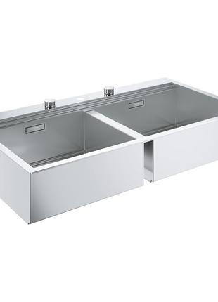 Кухонна мийка Grohe Sink K800 31585SD0