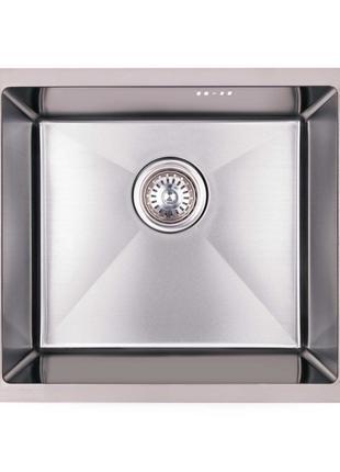 Кухонна мийка Imperial Handmade D4843 2.7/1.0 мм (IMPD4843H10)