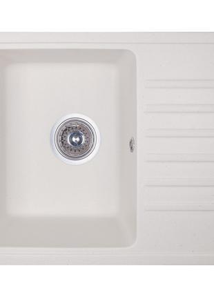 Кухонна мийка Fosto 5546 SGA-203 (FOS5546SGA203)