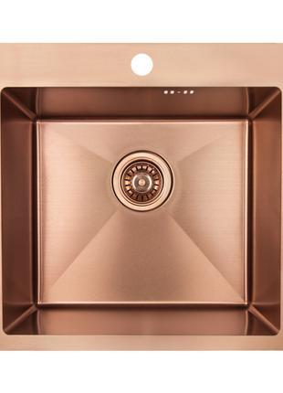 Кухонна мийка Imperial Handmade D5050BR 2.7/1.0 мм (IMPD5050BR...