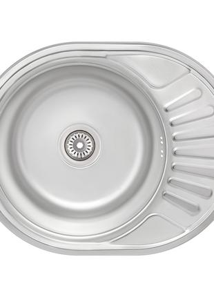 Кухонна мийка Imperial 5745 Micro Decor (IMP574508MICDEC)
