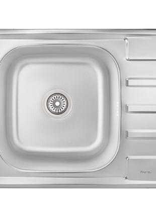 Кухонна мийка Imperial 6350 Micro Decor (IMP635008MICDEC)