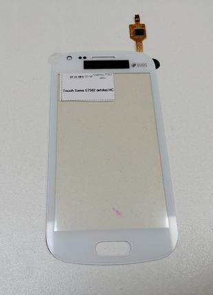 Тачскрин (сенсор) для Samsung S7562 Galaxy S Duos (S7560 Galax...