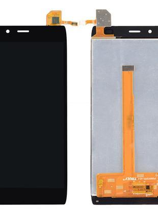 Дисплейный модуль для Alcatel 6032X One Touch Idol Alpha Slate...