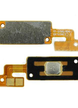 Шлейф с кнопкой Home для Samsung S7562 Galaxy S Duos Original