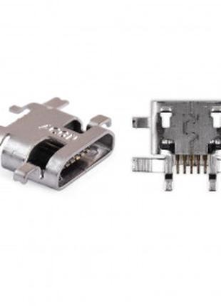 Разъем зарядки (коннектор) для Asus Zenfone 2 (ZE551ML, Z00AD,...