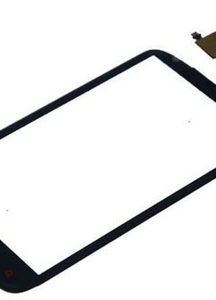 Тачскрин (сенсор) для HTC Z715e Sensation XE (black) Качество