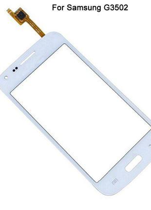 Тачскрин (сенсор) для Samsung G350 Galaxy Star Advance Duos (G...