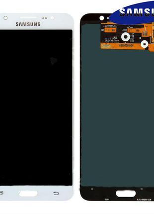 Дисплейный модуль для Samsung J710F Galaxy J7 (2016) (White) (...