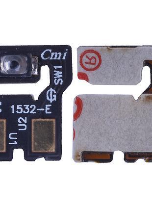 Шлейф с кнопкой включения для Asus ZenFone 2 Laser (ZE550KL, Z...