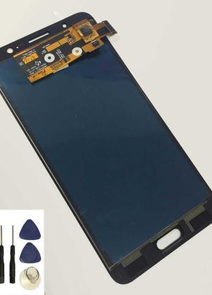 Дисплейный модуль для Samsung J710F Galaxy J7 (2016) (Black) (...