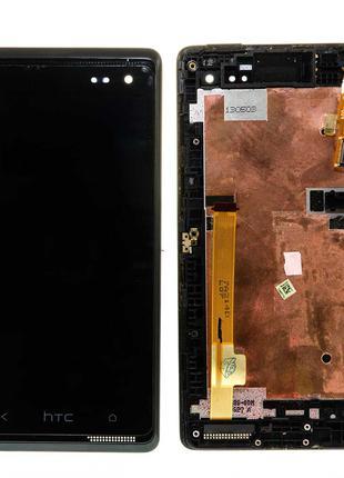 Дисплейный модуль в рамке для HTC Desire 600 Dual Sim (Desire ...